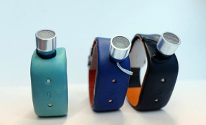 The SUNU band, wearable tech for the visually impaired, uses sonar to help identify and avoid dangerous obstacles.